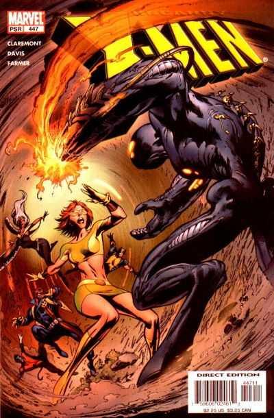 Uncanny X-Men #447 comic books for sale