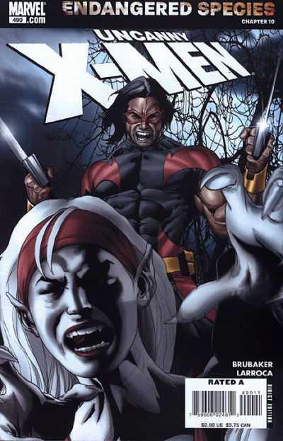 Uncanny X-Men #490 comic books for sale