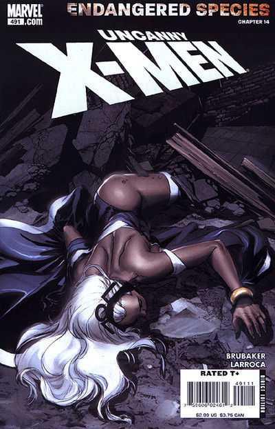 Uncanny X-Men #491 comic books for sale