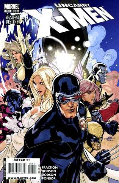 Uncanny X-Men #505 comic books for sale