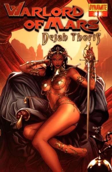 Warlord of Mars: Dejah Thoris Comic Books. Warlord of Mars: Dejah Thoris Comics.