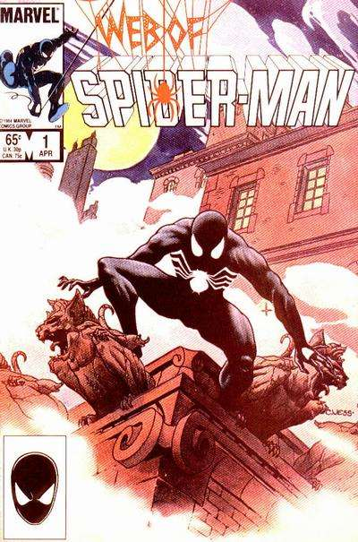 Web of Spider-Man Comic Books. Web of Spider-Man Comics.
