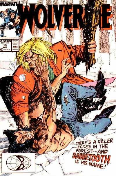 Wolverine #10 Comic Books - Covers, Scans, Photos  in Wolverine Comic Books - Covers, Scans, Gallery