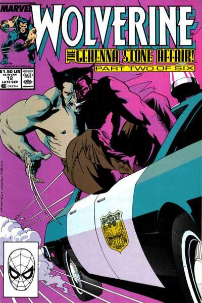Wolverine #12 Comic Books - Covers, Scans, Photos  in Wolverine Comic Books - Covers, Scans, Gallery