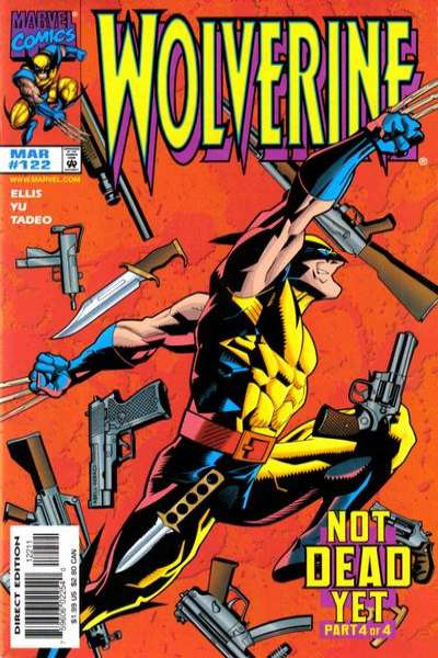 Wolverine #122 comic books for sale