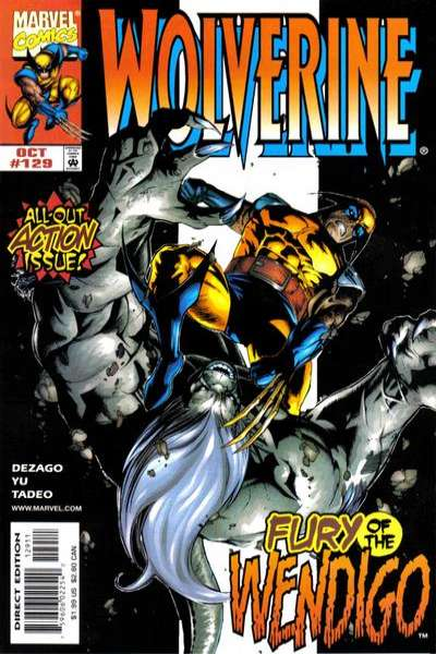 Wolverine #129 comic books for sale