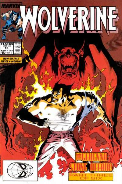 Wolverine #13 Comic Books - Covers, Scans, Photos  in Wolverine Comic Books - Covers, Scans, Gallery