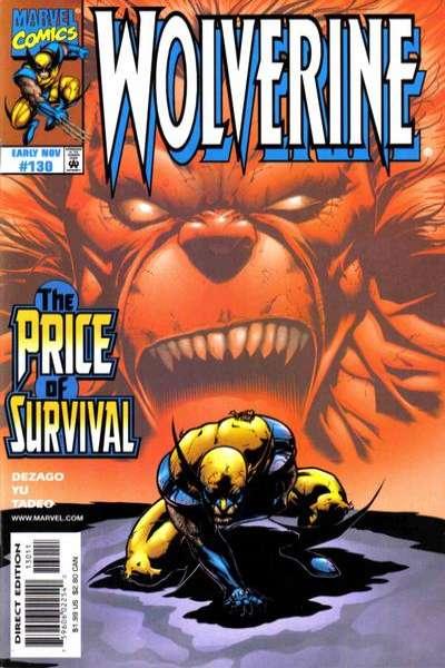 Wolverine #130 comic books for sale