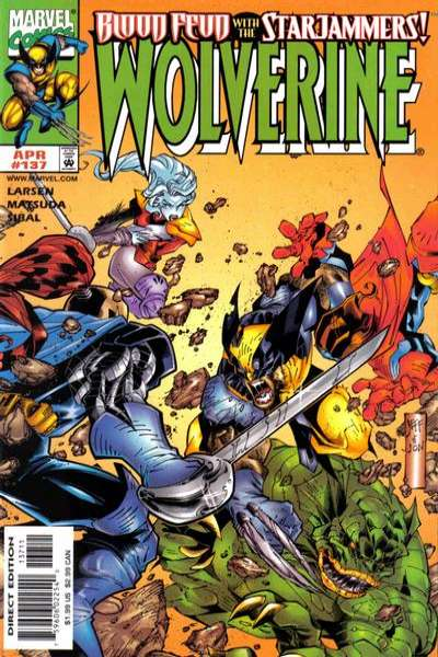 Wolverine #137 comic books for sale