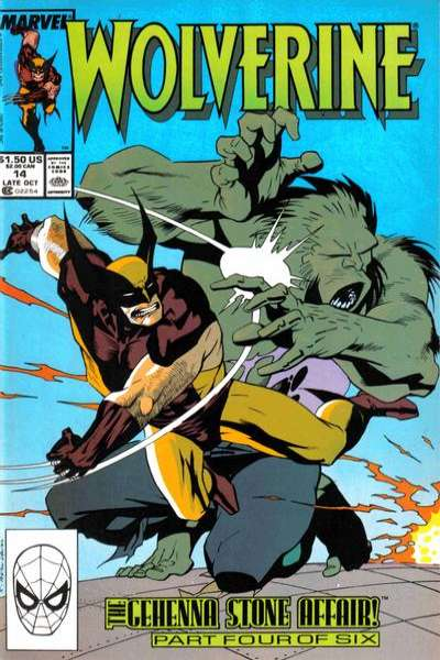 Wolverine #14 Comic Books - Covers, Scans, Photos  in Wolverine Comic Books - Covers, Scans, Gallery