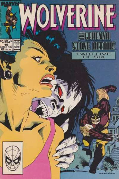 Wolverine #15 Comic Books - Covers, Scans, Photos  in Wolverine Comic Books - Covers, Scans, Gallery