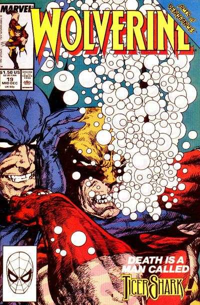 Wolverine #19 Comic Books - Covers, Scans, Photos  in Wolverine Comic Books - Covers, Scans, Gallery