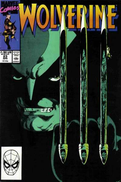 Wolverine #23 Comic Books - Covers, Scans, Photos  in Wolverine Comic Books - Covers, Scans, Gallery