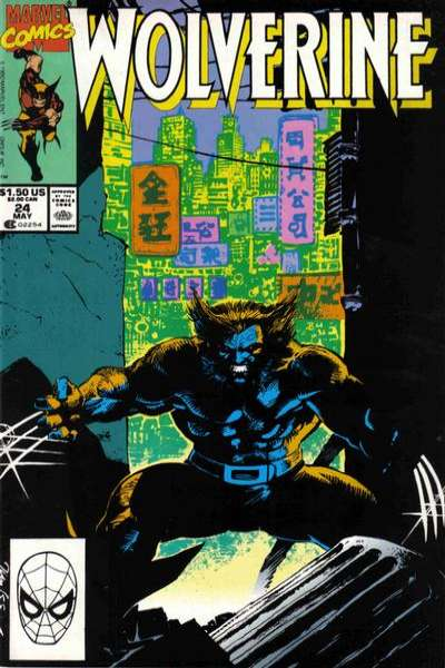 Wolverine #24 Comic Books - Covers, Scans, Photos  in Wolverine Comic Books - Covers, Scans, Gallery