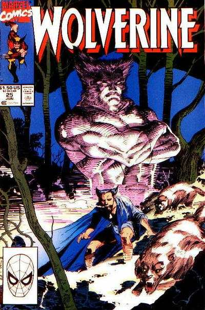 Wolverine #25 Comic Books - Covers, Scans, Photos  in Wolverine Comic Books - Covers, Scans, Gallery