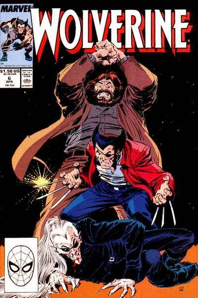 Wolverine #6 Comic Books - Covers, Scans, Photos  in Wolverine Comic Books - Covers, Scans, Gallery