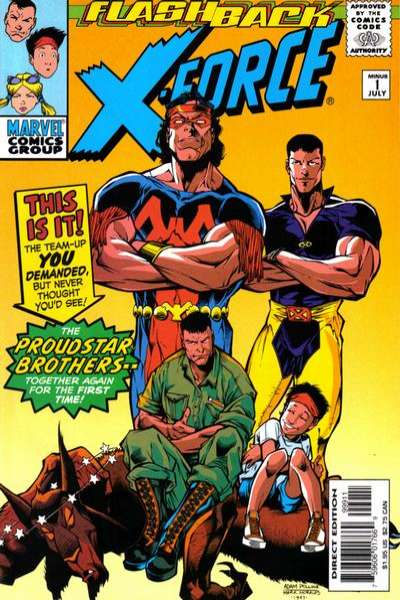 X-Force Comic Books. X-Force Comics.