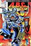 ABC Warriors comic books