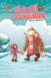 Abigail and the Snowman comic books