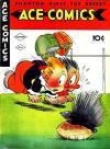 Ace Comics comic books