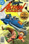 Action Comics #481 comic books for sale