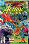Action Comics #515 comic books for sale