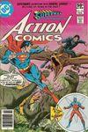 Action Comics #516 comic books for sale