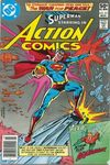 Action Comics #517 comic books for sale