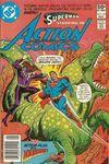 Action Comics #519 comic books for sale
