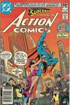 Action Comics #520 comic books for sale