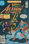 Action Comics #521 comic books for sale