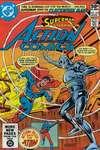 Action Comics #522 comic books for sale