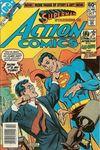 Action Comics #524 comic books for sale