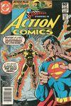 Action Comics #525 comic books for sale