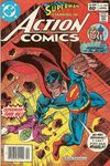 Action Comics #530 comic books for sale