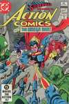 Action Comics #535 comic books for sale