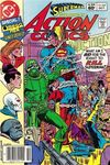 Action Comics #536 comic books for sale