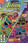 Action Comics #537 comic books for sale
