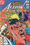 Action Comics #540 comic books for sale