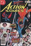 Action Comics #548 comic books for sale