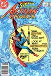 Action Comics #551 comic books for sale