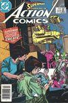 Action Comics #554 comic books for sale
