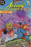 Action Comics #555 comic books for sale