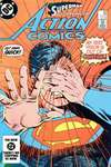 Action Comics #558 comic books for sale