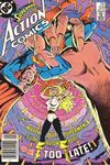 Action Comics #559 comic books for sale