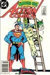 Action Comics #560 comic books for sale
