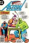 Action Comics #563 comic books for sale