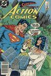 Action Comics #567 comic books for sale
