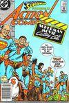 Action Comics #569 comic books for sale