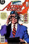 Action Comics #571 comic books for sale